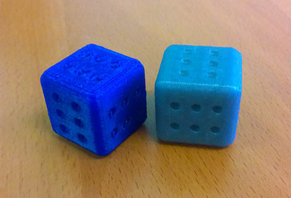 image of Monopoly Optimised Dice